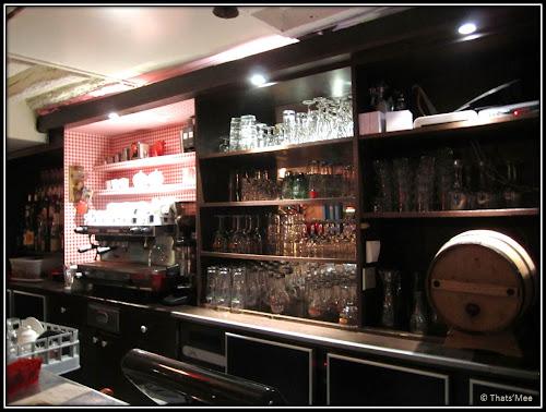 Bar resto Le Biscornu Paris 2ème rue Montmartre