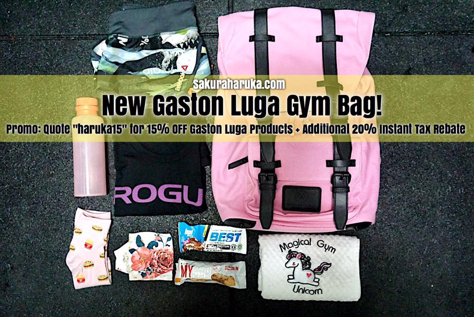 "{Promo} Quote ""haruka15"" for 15% OFF Gaston Luga Bags, Wallets & Tags"
