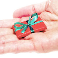 çam sakızı çoban armağanı, küçük hediye