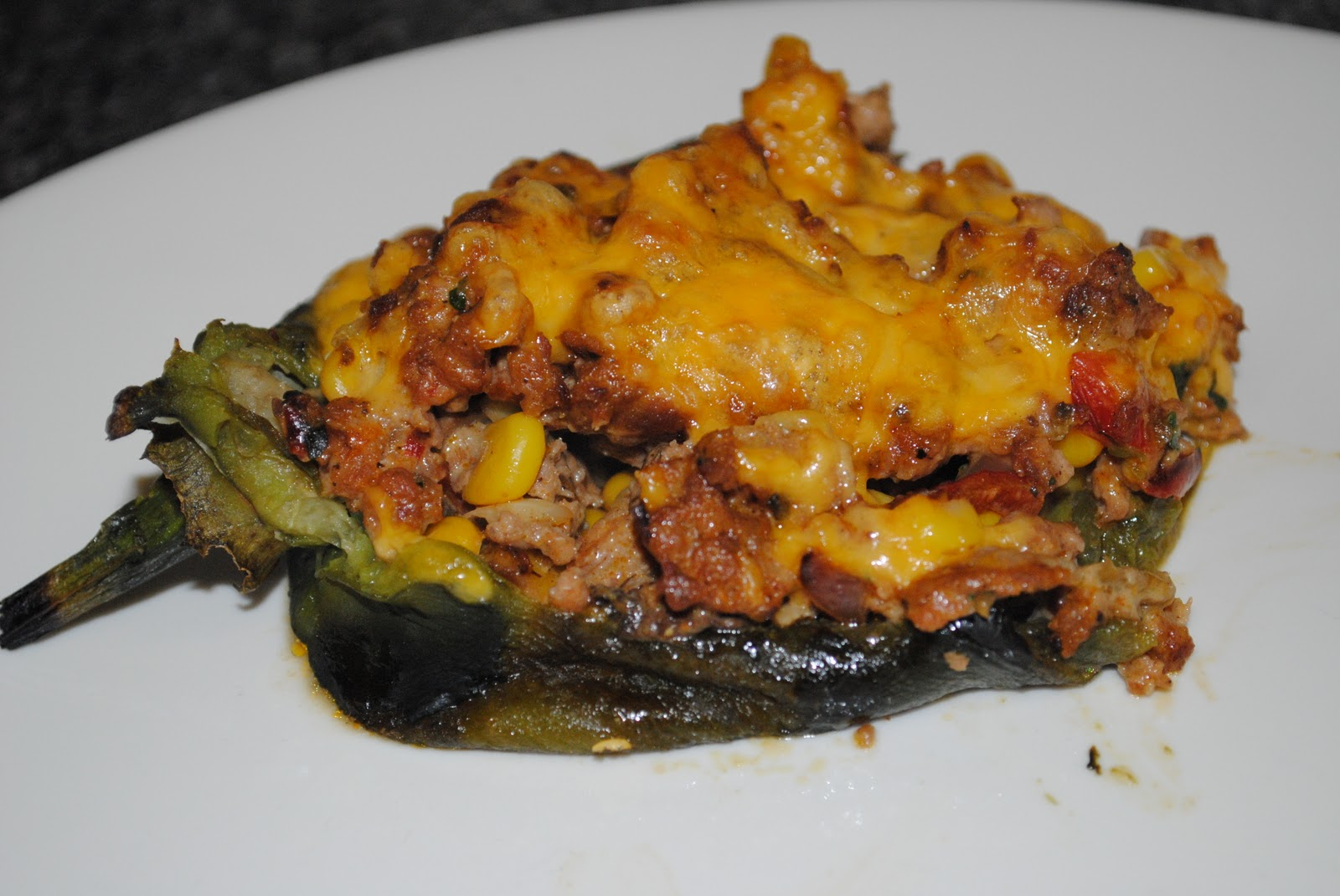 Chiles Rellenos Strata Recipe — Dishmaps