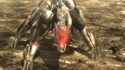 Mid May Sees the Release Of The Blade Wolf DLC For Metal Gear Rising: Revengeance