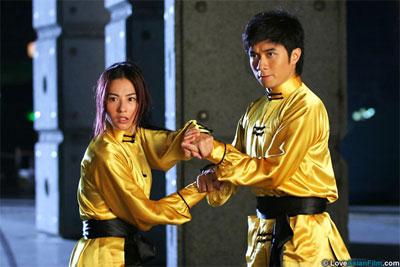 Phim Gia Đình KungFu Full - My Kung Fu Sweetheart