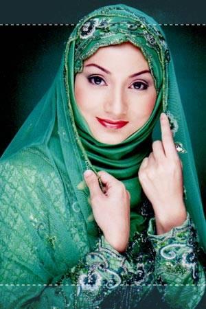 serba serbi hijab pengaruh culture negara pada gaya jilbab