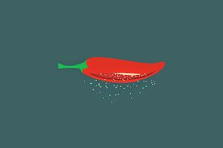 Kontraversi Makan Biji Cabai Menyebabkan Usus Buntu
