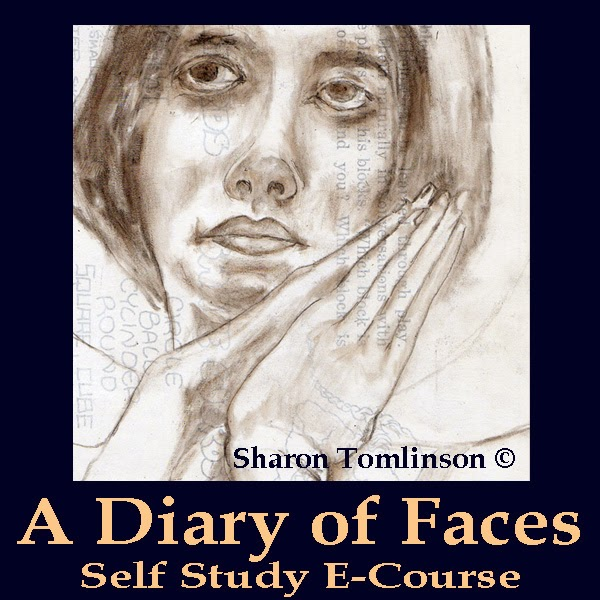 Part 1-Self Paced Study - A Diary of Faces