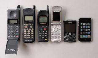 أجيال الموبايل Mobile Generations