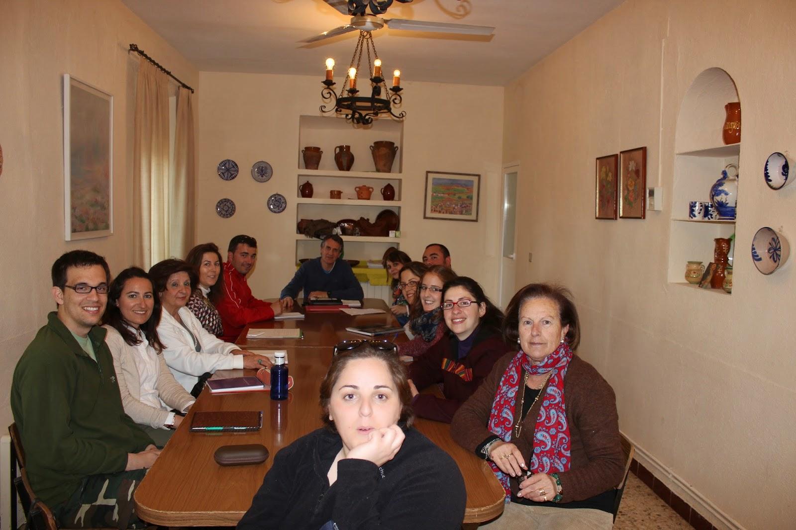 Sesiones de formación GAM Grupos de Animación misionera Ciudad Real