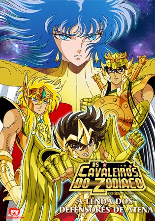 Os Cavaleiros Do Zodíaco – A Lenda dos Defen