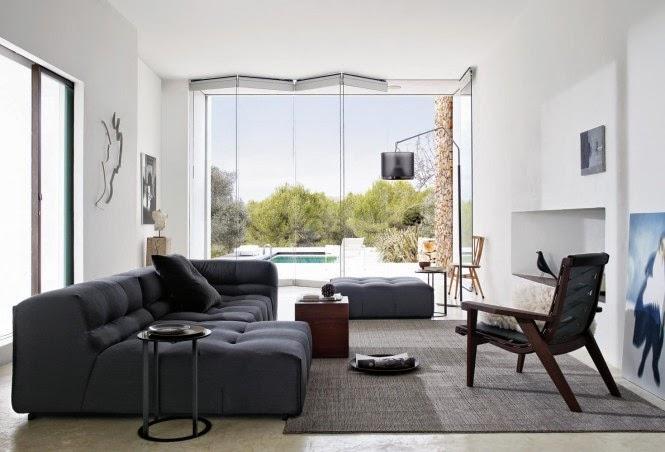Simple Sofa for Modern Living Room-3