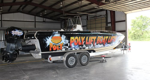 Poly lift poker run 2018