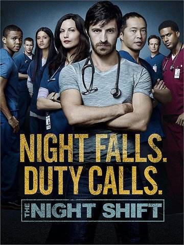 The Night Shift Saison 3 VOSTFR