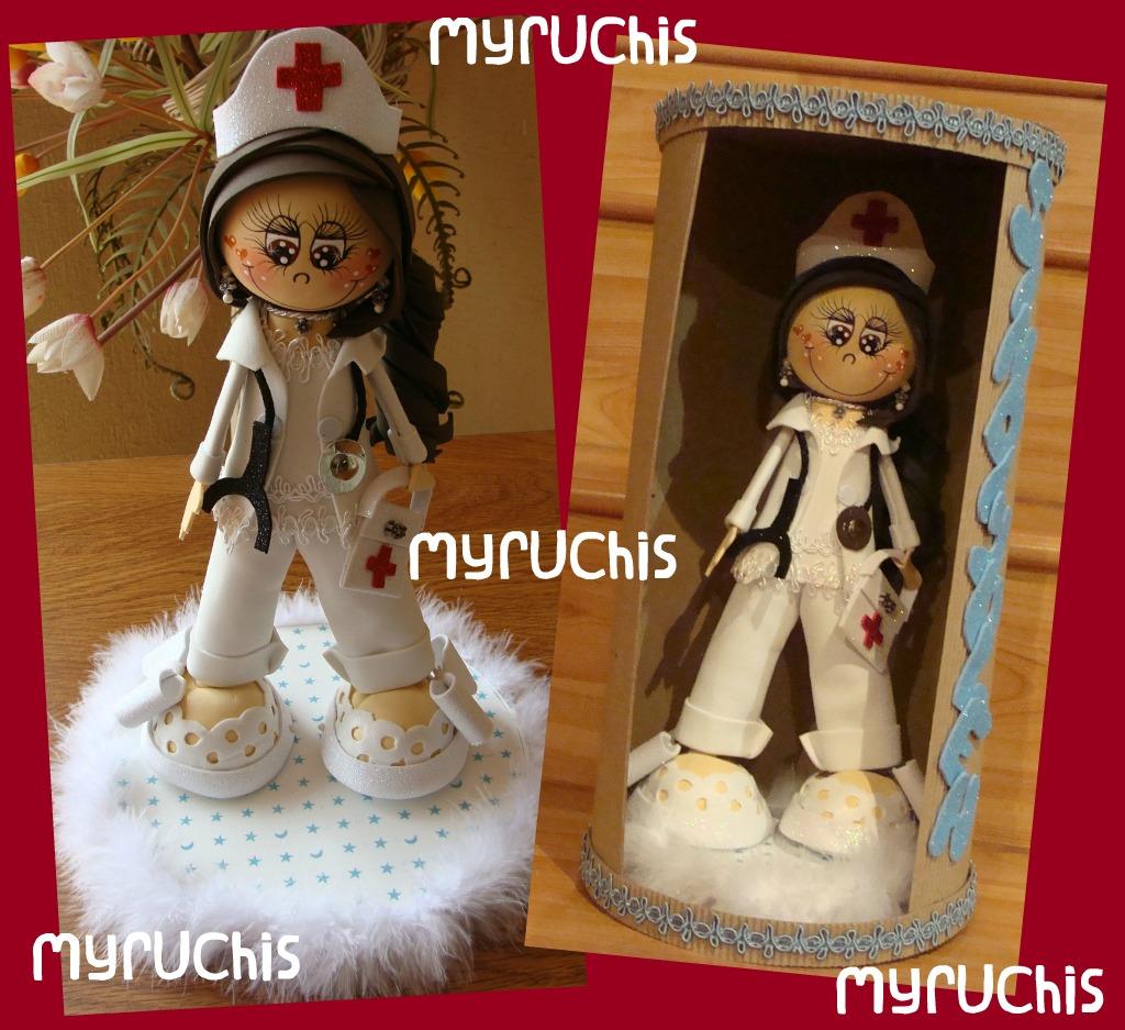 Myruchis regalo para mi novia myruenfermera - Regalos para enfermeras ...