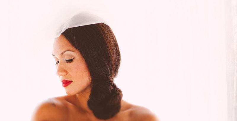 Bridal Hair and Makeup Carmen Salazar Photography