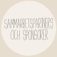 samarbetspartners och sponsorer