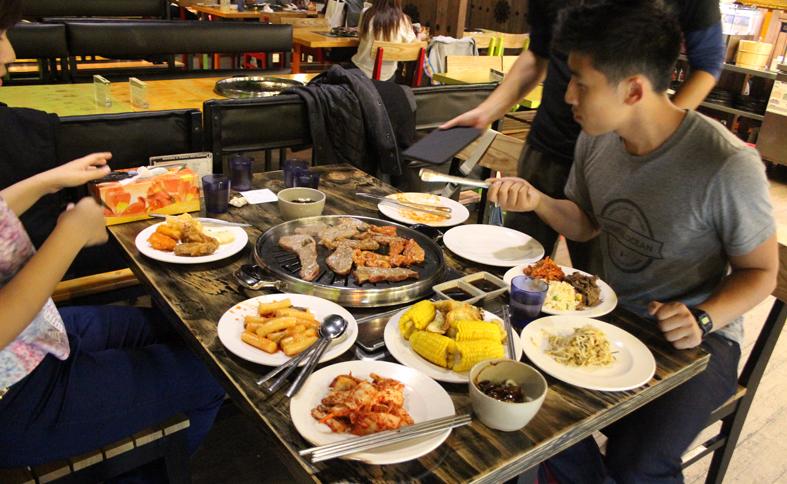 Sydney: Shinara Korean BBQ