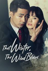 That Winter, The Wind Blows is about a man and woman who don't