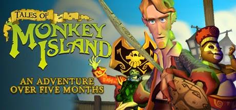 Tale of Monkey Island Game