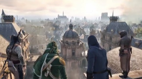 Assassin's Creed Unity: Coop Trailer