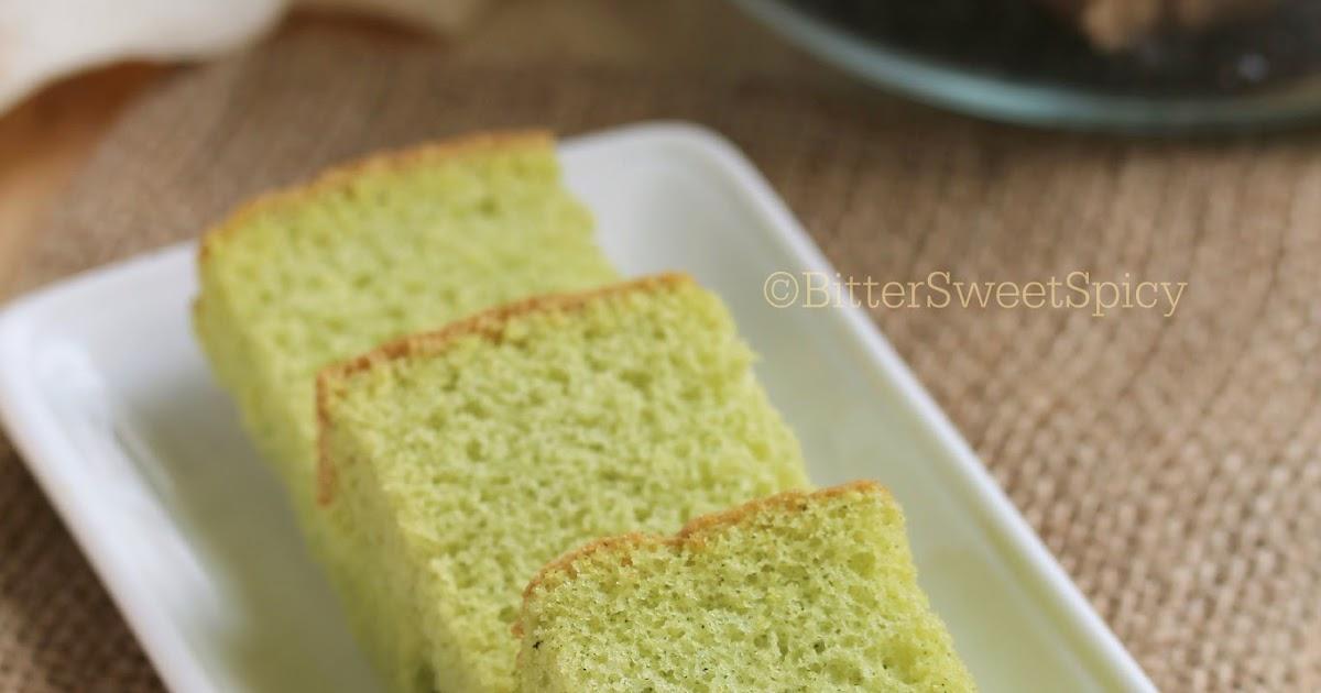 Baking Chiffon Cake In Regular Pan