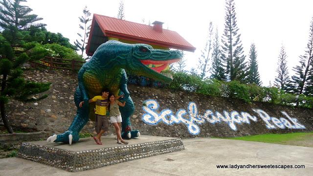 Tour in Sagbayan Peak Bohol