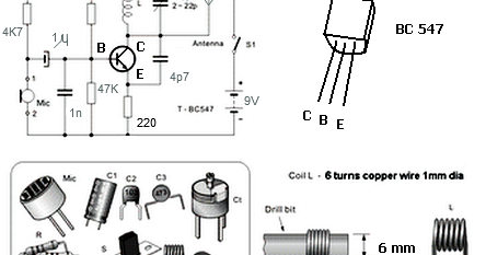 Simple Electric Generator on induction science
