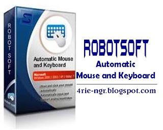 RobotSoft Automatic Mouse and Keyboard 5.2.9.2 Full Terbaru