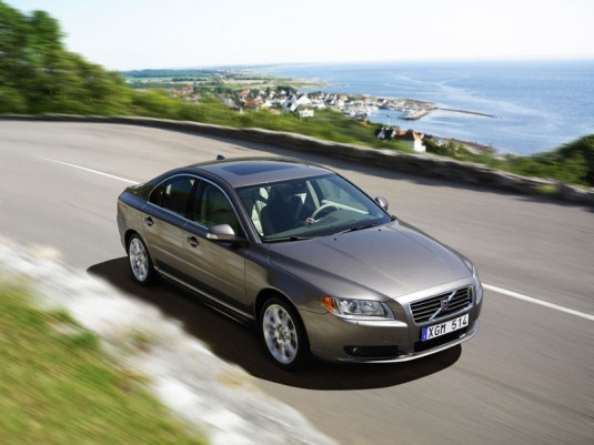 Volvo S80 2014 Wallpaper Volvo S80 2014 Wallpaper