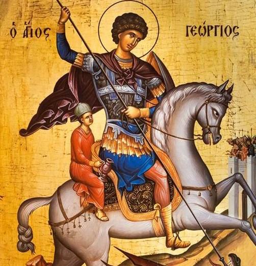 Свети Георгије - победоносни светитељ