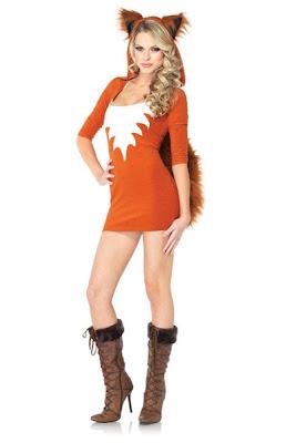 Foxy Roxy Costume