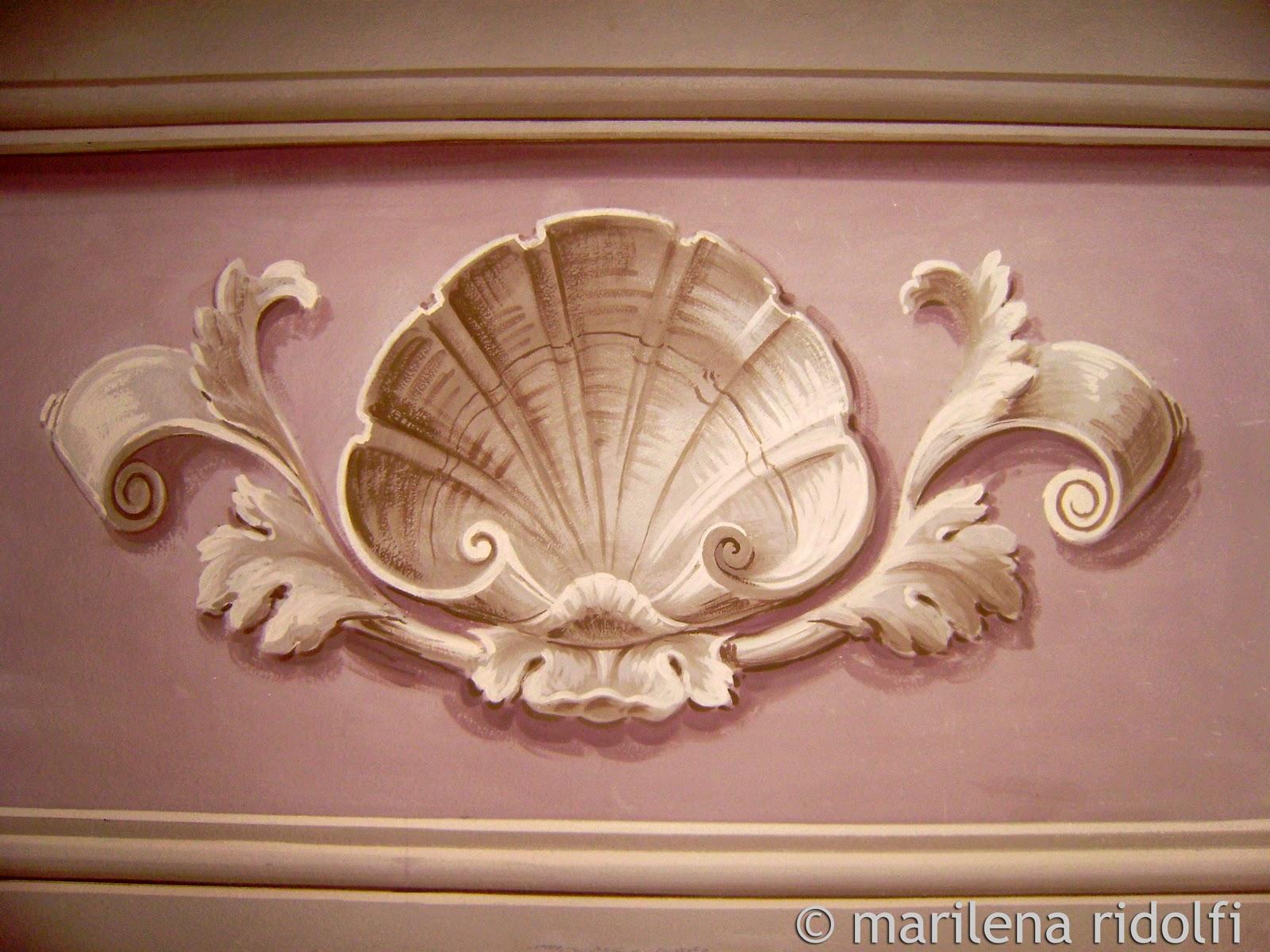 Decorazioni e restauro decorazioni murali - Decorazioni stencil murali ...