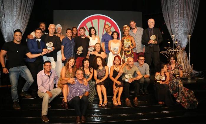 Premiação Shell de Teatro