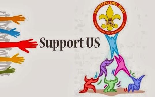 Supporta il Partito del Sud