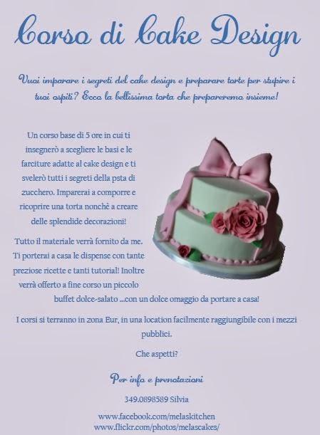 Corso Di Cake Design Gratuito Roma : Tutorial cake design base - Ricette di Cotto e Postato