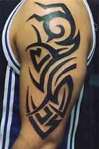 irish tribal tattoos for men