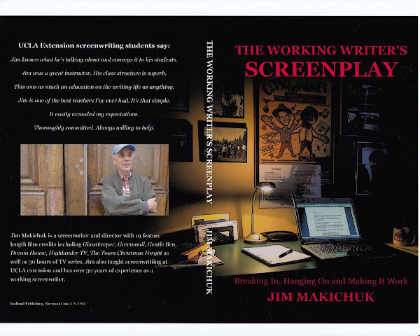 The Working Writer's Screenplay