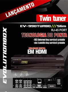 EVOLUTION EV-990TURBO///SLIM V225 - ATUALIZAÇÃO 23/10/2013