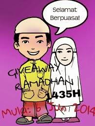 http://drshikinzainal.blogspot.com/2014/06/giveaway-ramadhan-1435h.html