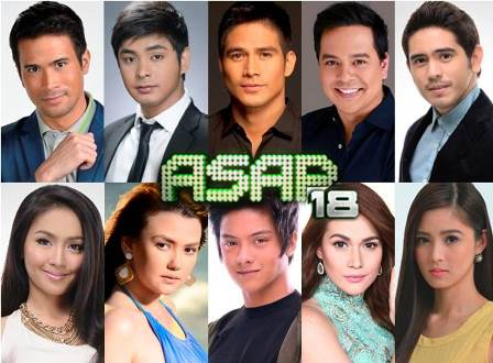 ASAP 18 Celebrates Star Magic 21st Anniversary (May 26) | More than 100 Stars Glitter