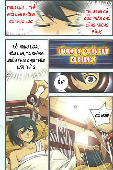 Đấu Phá Thương Khung chap 2 page 20 - IZTruyenTranh.com