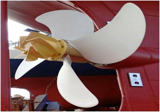 Plastic Main Propellers Making Debut