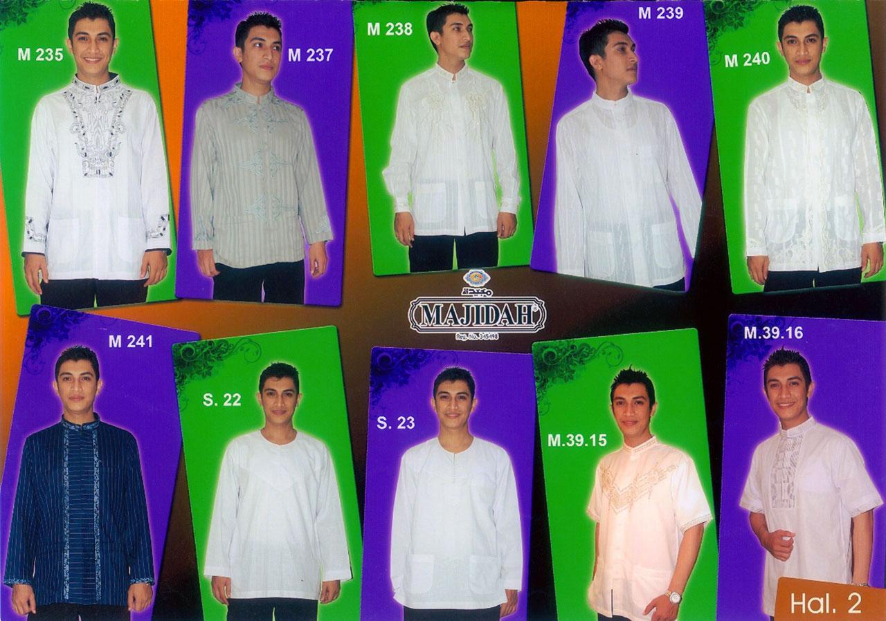 Model Gaul Baju Muslim 2012