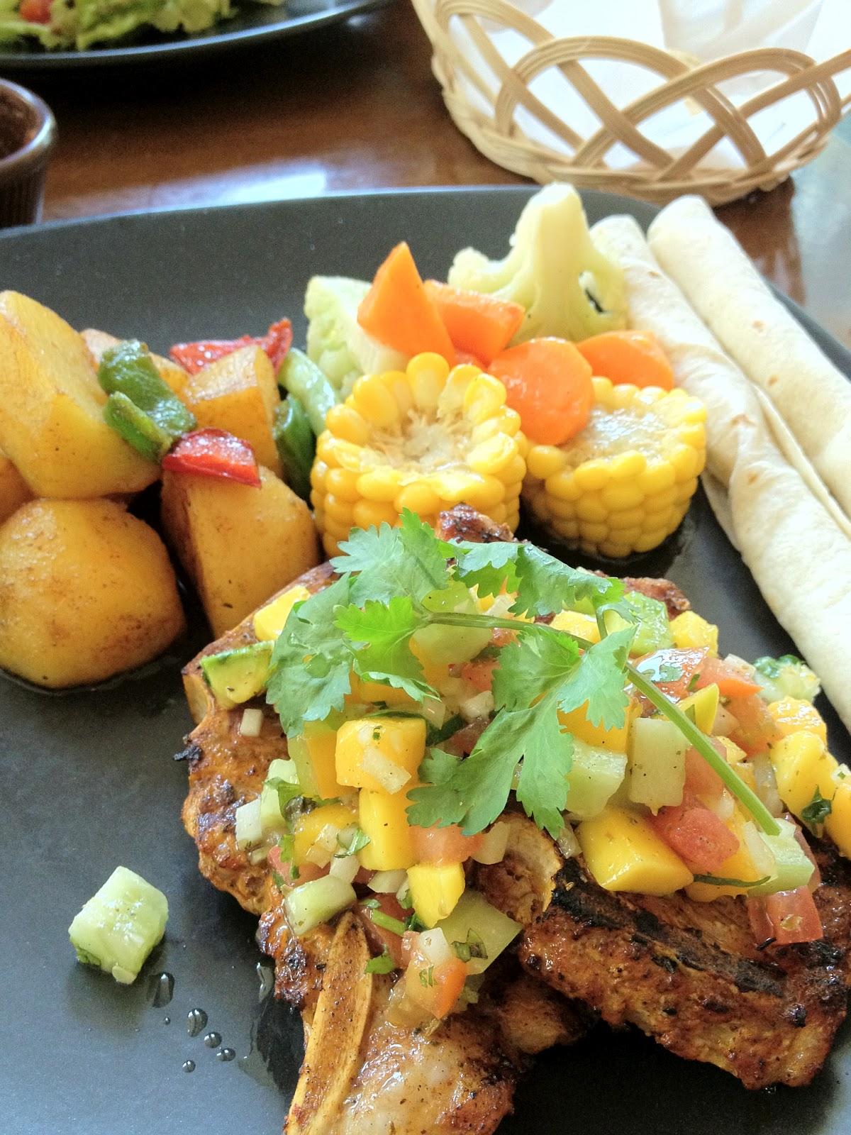 Mexican Food Arcadia Senayan
