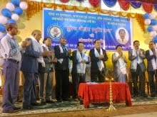 book 'Surendra Poddar Smriti Granth' released in Kurseong