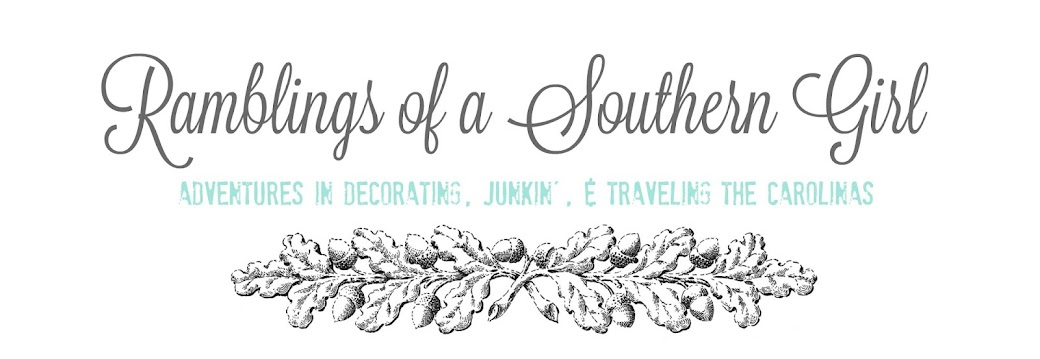 Ramblings of a Southern Girl