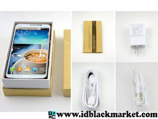 kelengkapan Samsung Note 4 Replika HDC Octacore