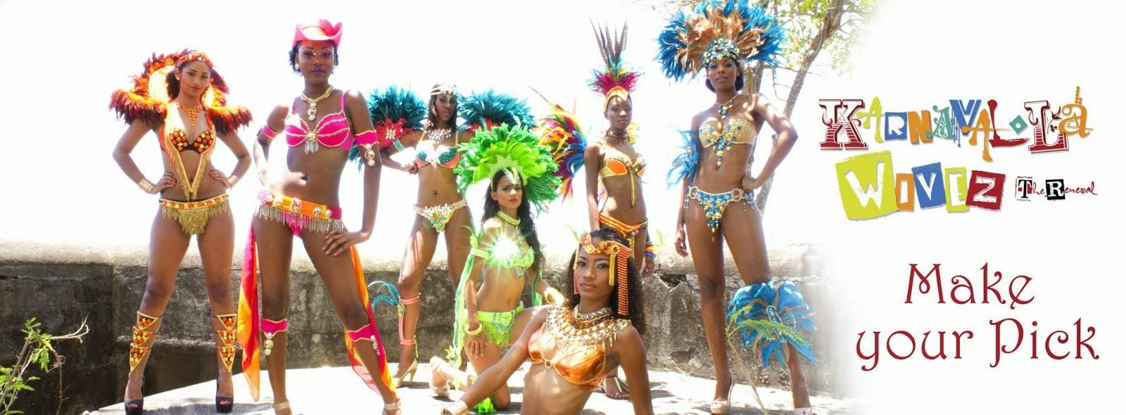 Carnaval Ste Lucie
