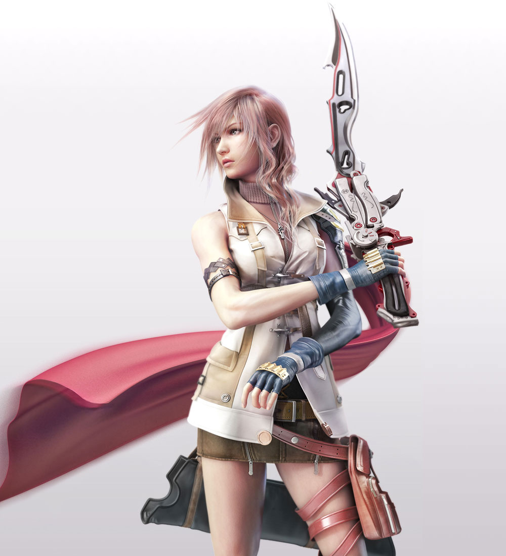 whatever you like flaming hot final fantasy female characters