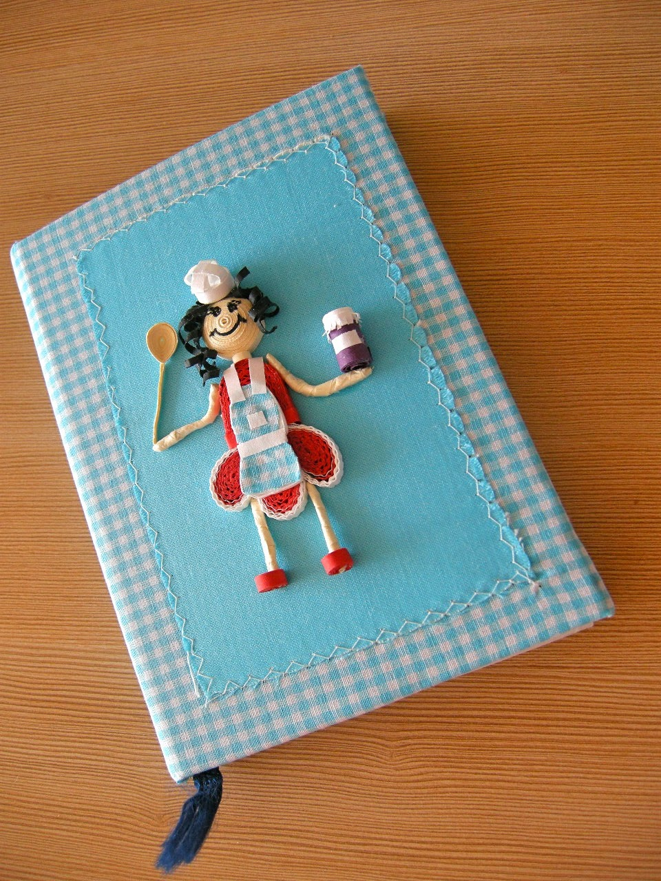quilling defter