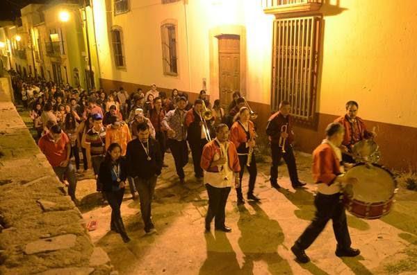 Callejoneadas en Zacatecas