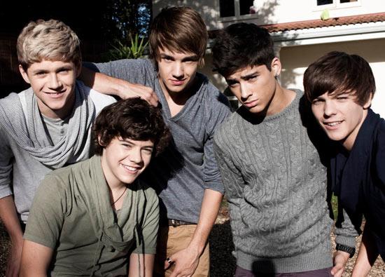 One Direction, denunciados por su nombre